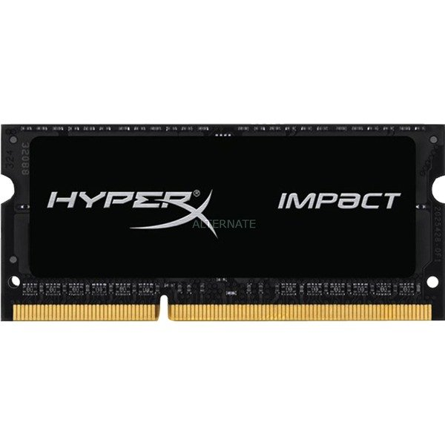 4GB DDR3-1600 módulo de memoria 1600 MHz, Memoria RAM