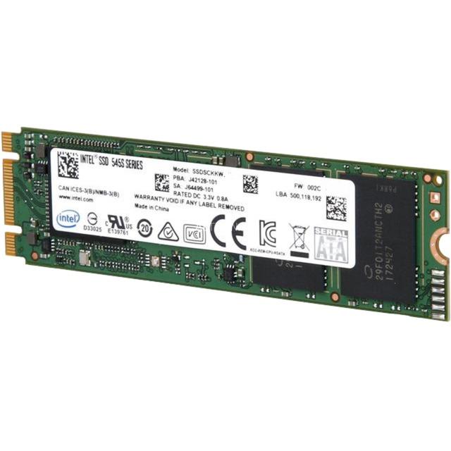 545s 128 GB Serial ATA III M.2, Unidad de estado sólido