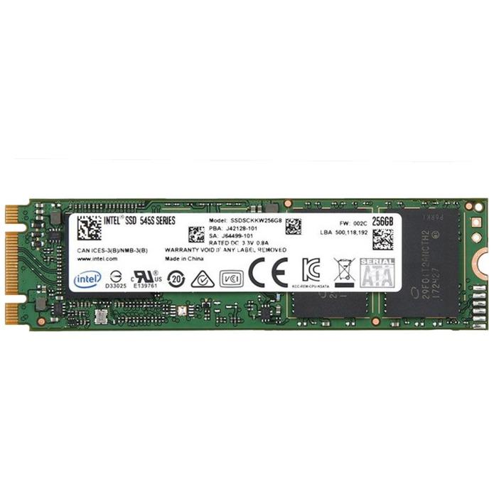 545s 256 GB Serial ATA III M.2, Unidad de estado sólido