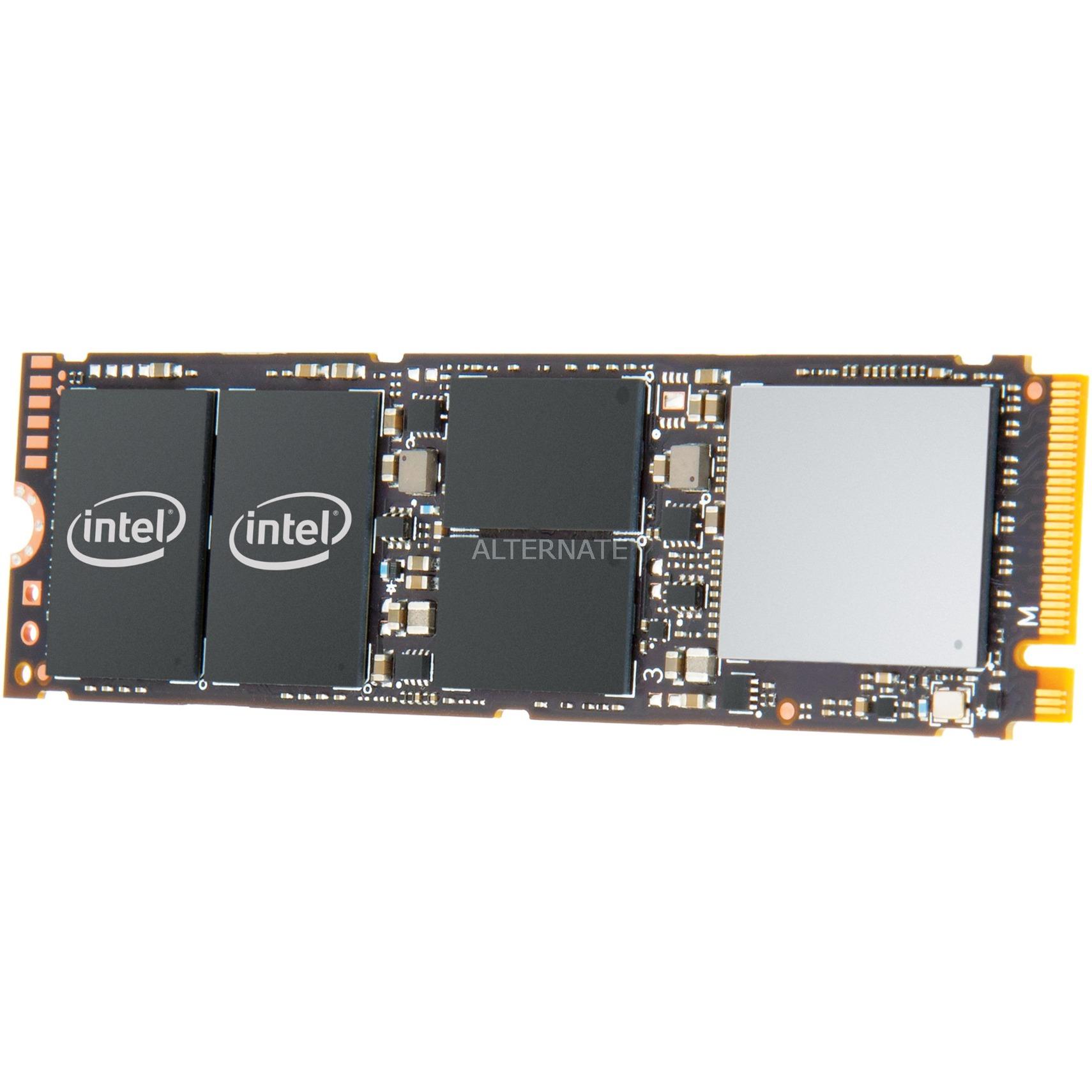 760p unidad de estado sólido M.2 512 GB PCI Express 3.0 3D2 TLC NVMe