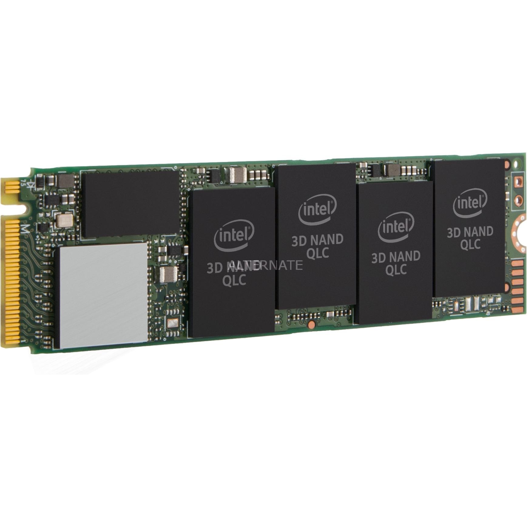 Consumer SSDPEKNW020T8X1 unidad de estado sólido M.2 2048 GB PCI Express 3.0 3D2 QLC NVMe