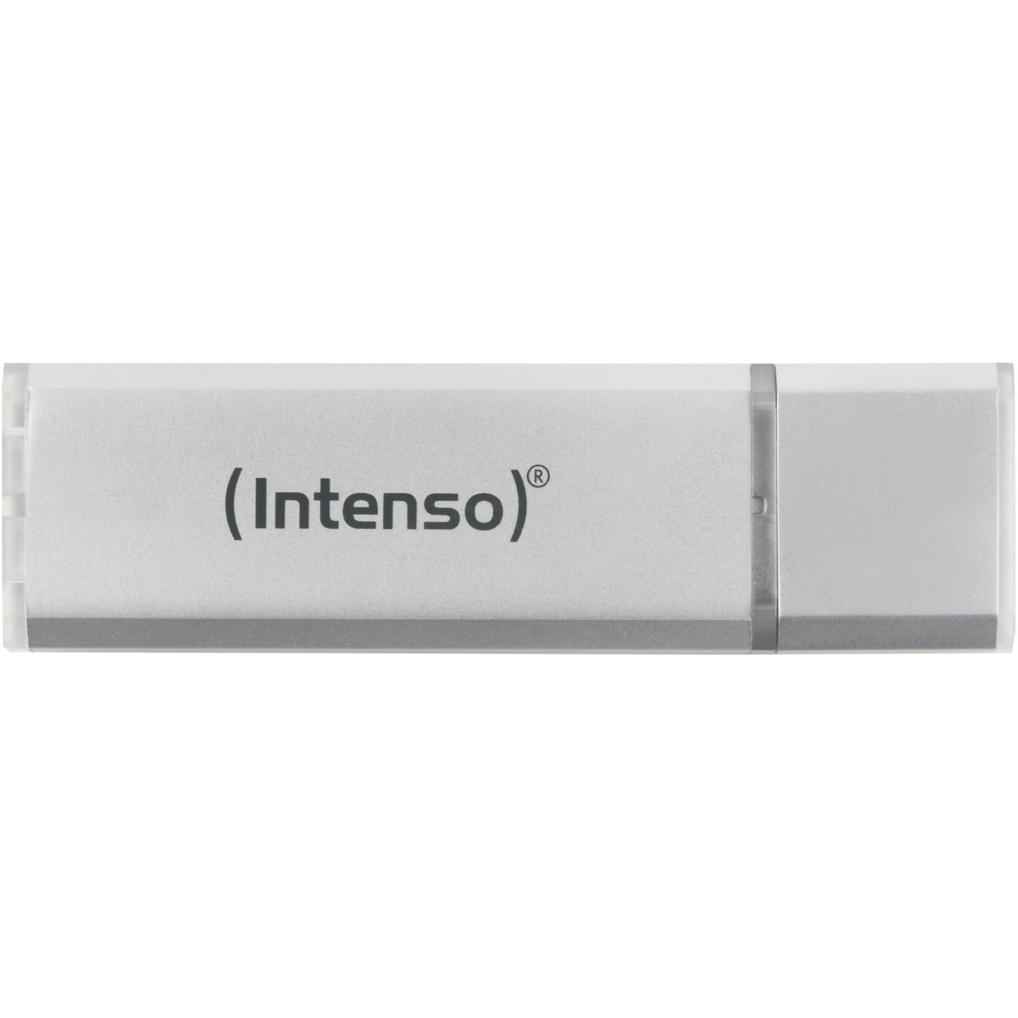 128GB USB 3.0 Ultra Line 128GB USB 3.0 (3.1 Gen 1) Conector USB Tipo A Plata unidad flash USB, Lápiz USB