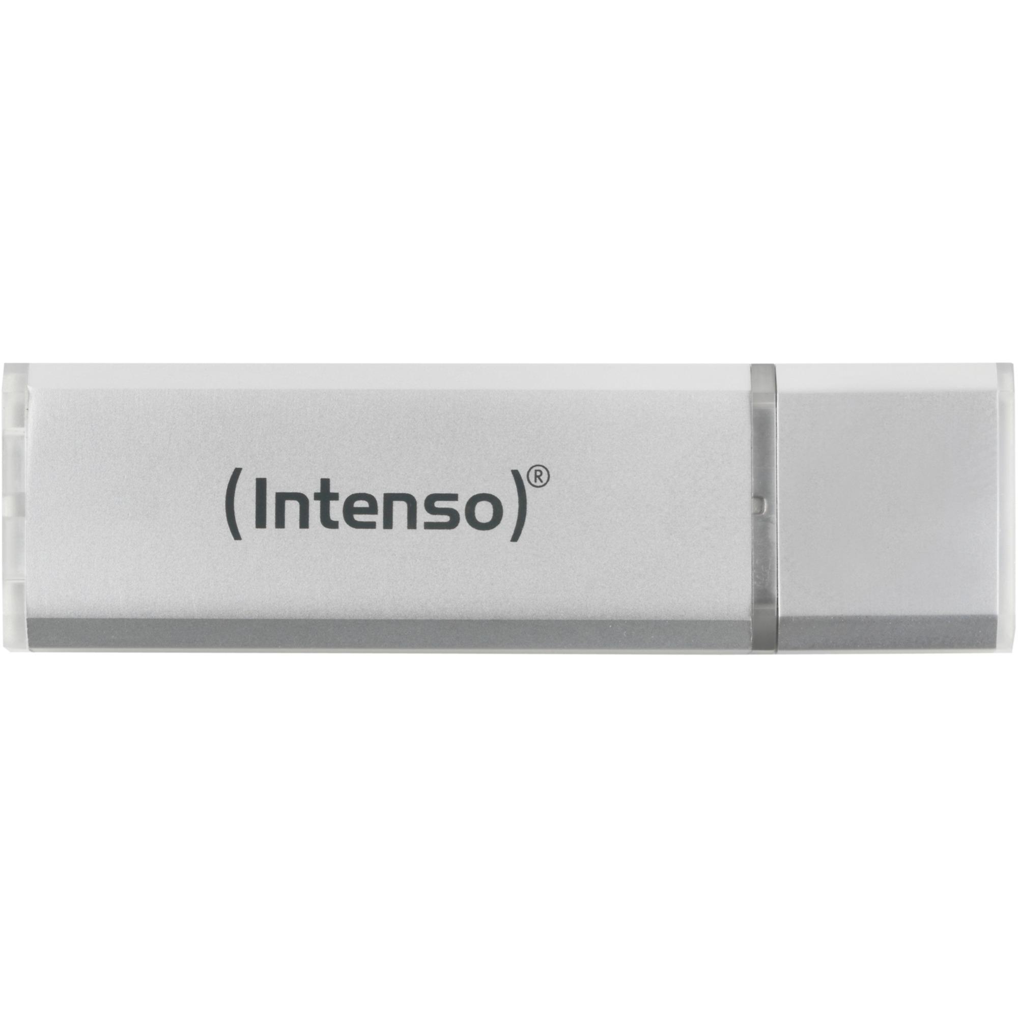 16GB Ultra USB3.0 unidad flash USB 3.0 (3.1 Gen 1) Conector USB Tipo A Plata, Lápiz USB