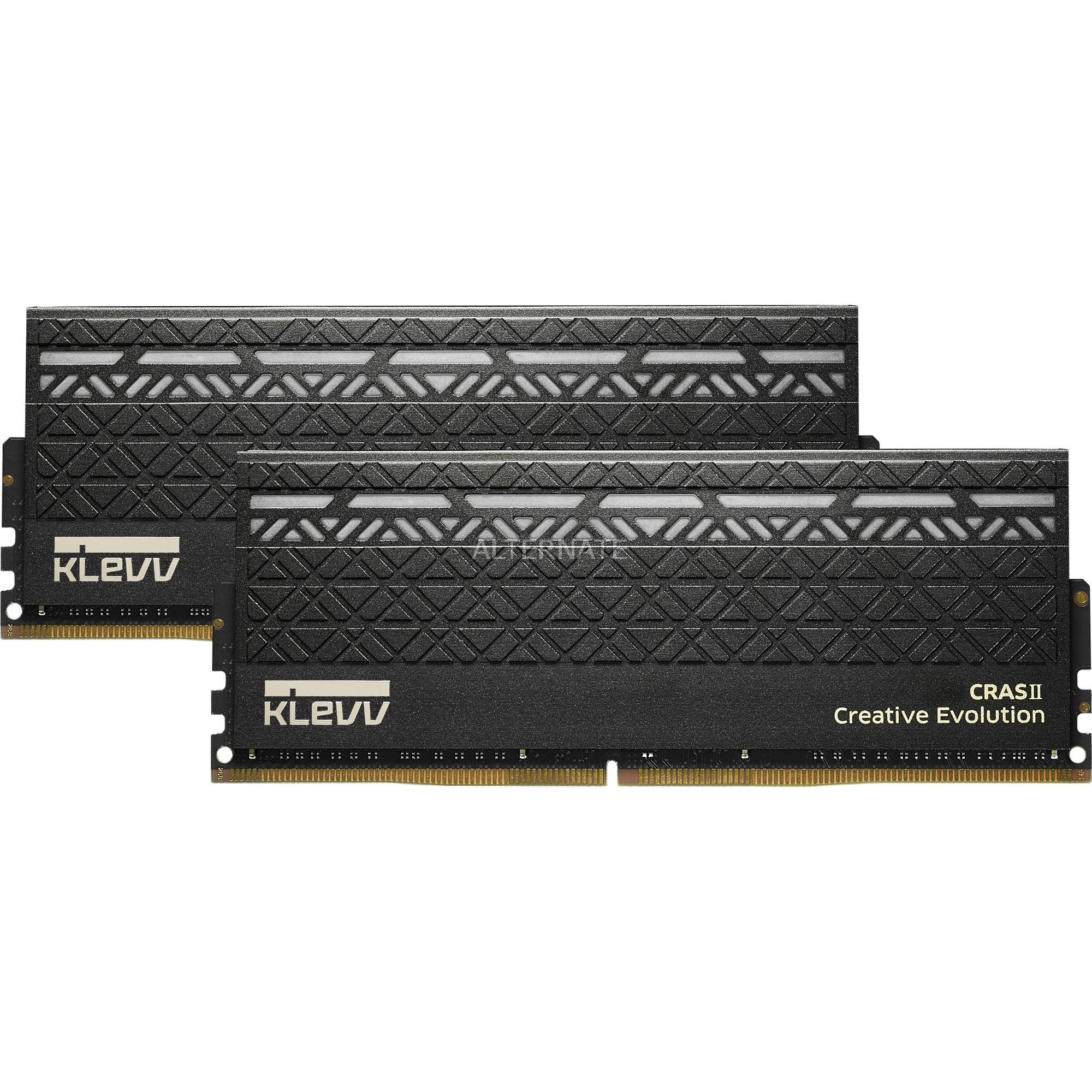 KM4Z16X2A-3000-15-16-16-36-1, Memoria RAM