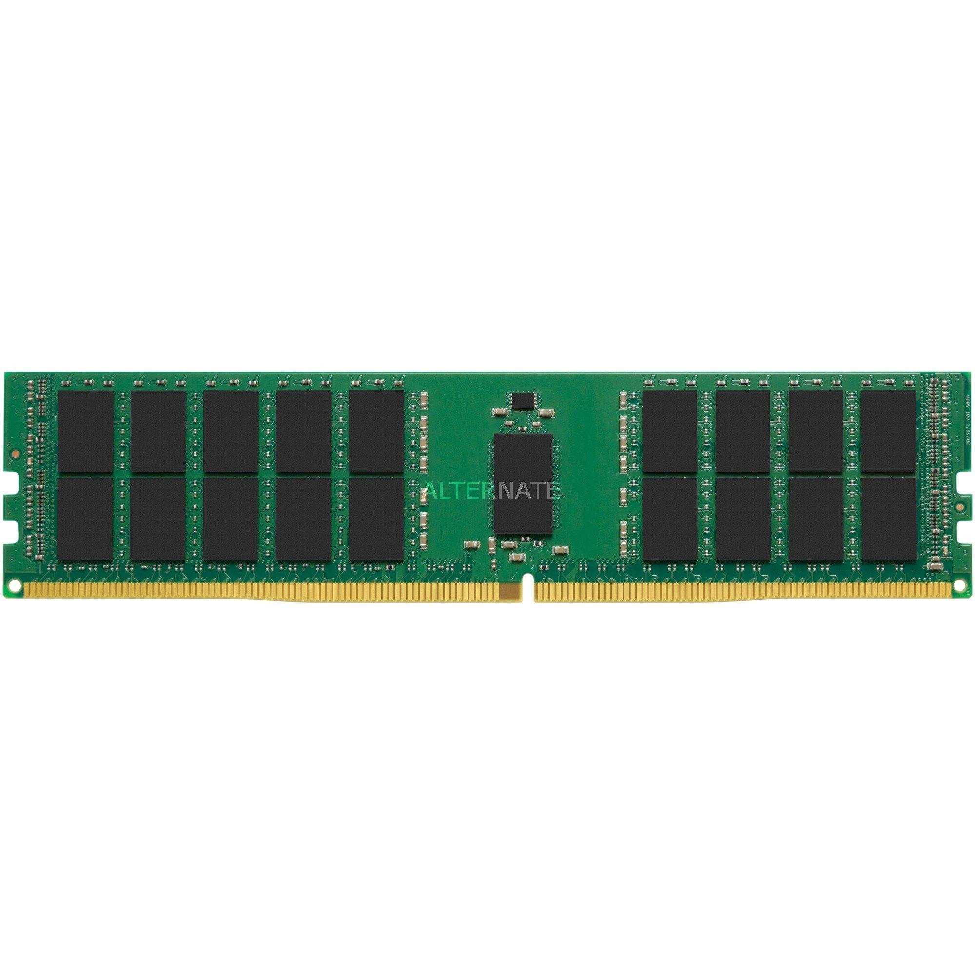 KSM24ES8/8ME módulo de memoria 8 GB DDR4 2400 MHz ECC, Memoria RAM