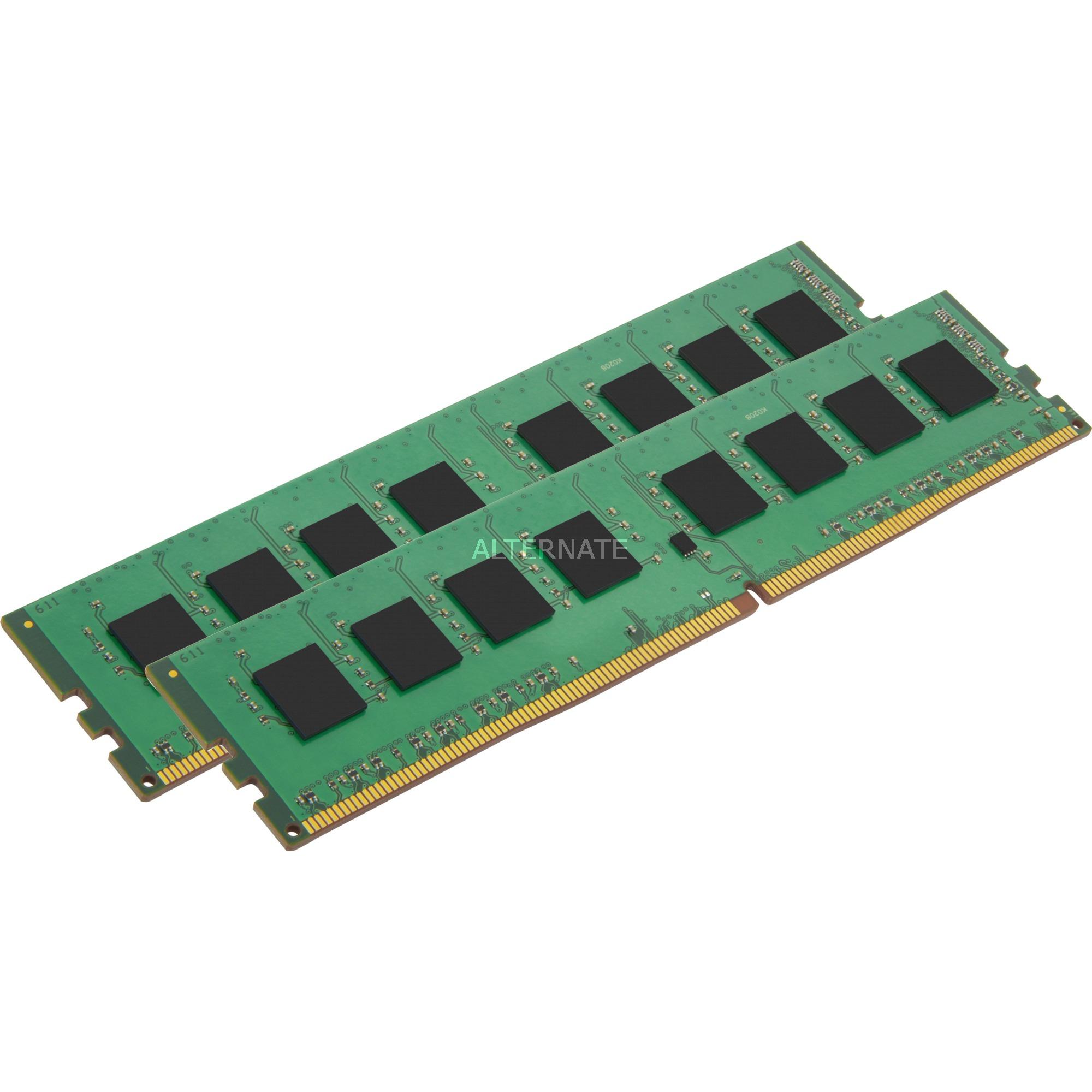 KVR24N17S6K2/8, Memoria RAM