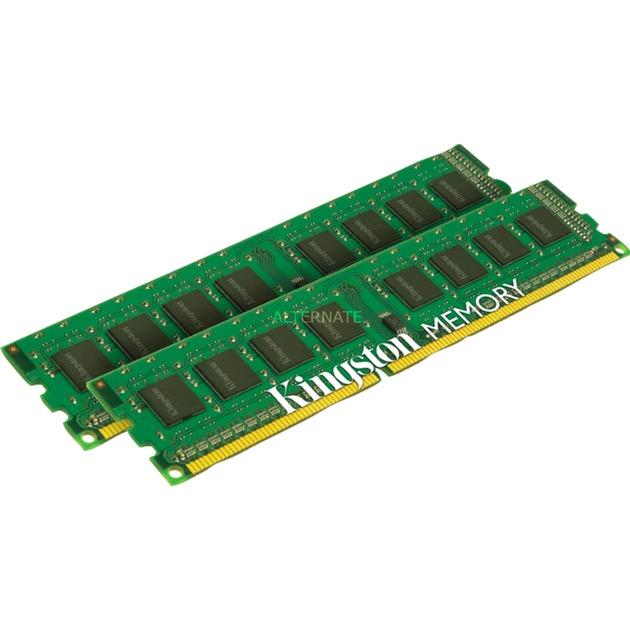 ValueRAM 16GB(2 x 8GB) DDR3-1600 módulo de memoria 1600 MHz, Memoria RAM