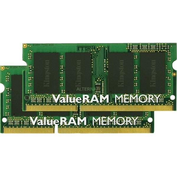 ValueRAM 16GB DDR3 1333MHz Kit módulo de memoria, Memoria RAM
