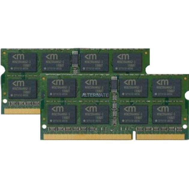 16GB DDR3-1600 módulo de memoria 1600 MHz, Memoria RAM