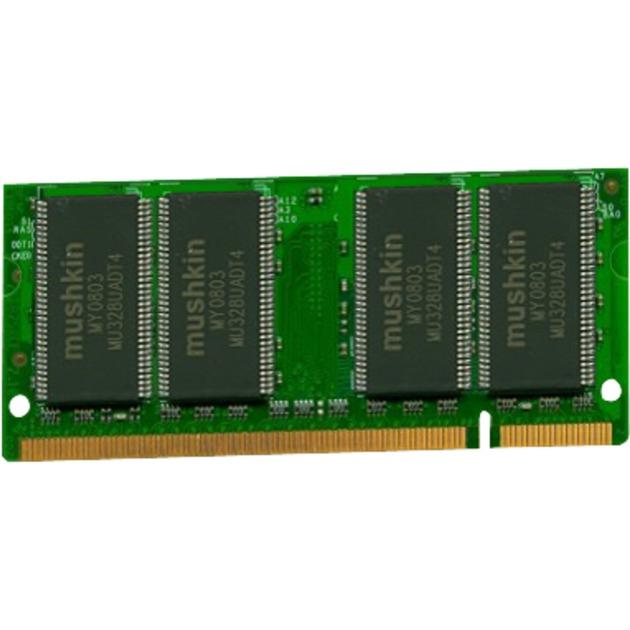 1GB DDR SODIMM Kit módulo de memoria 400 MHz, Memoria RAM