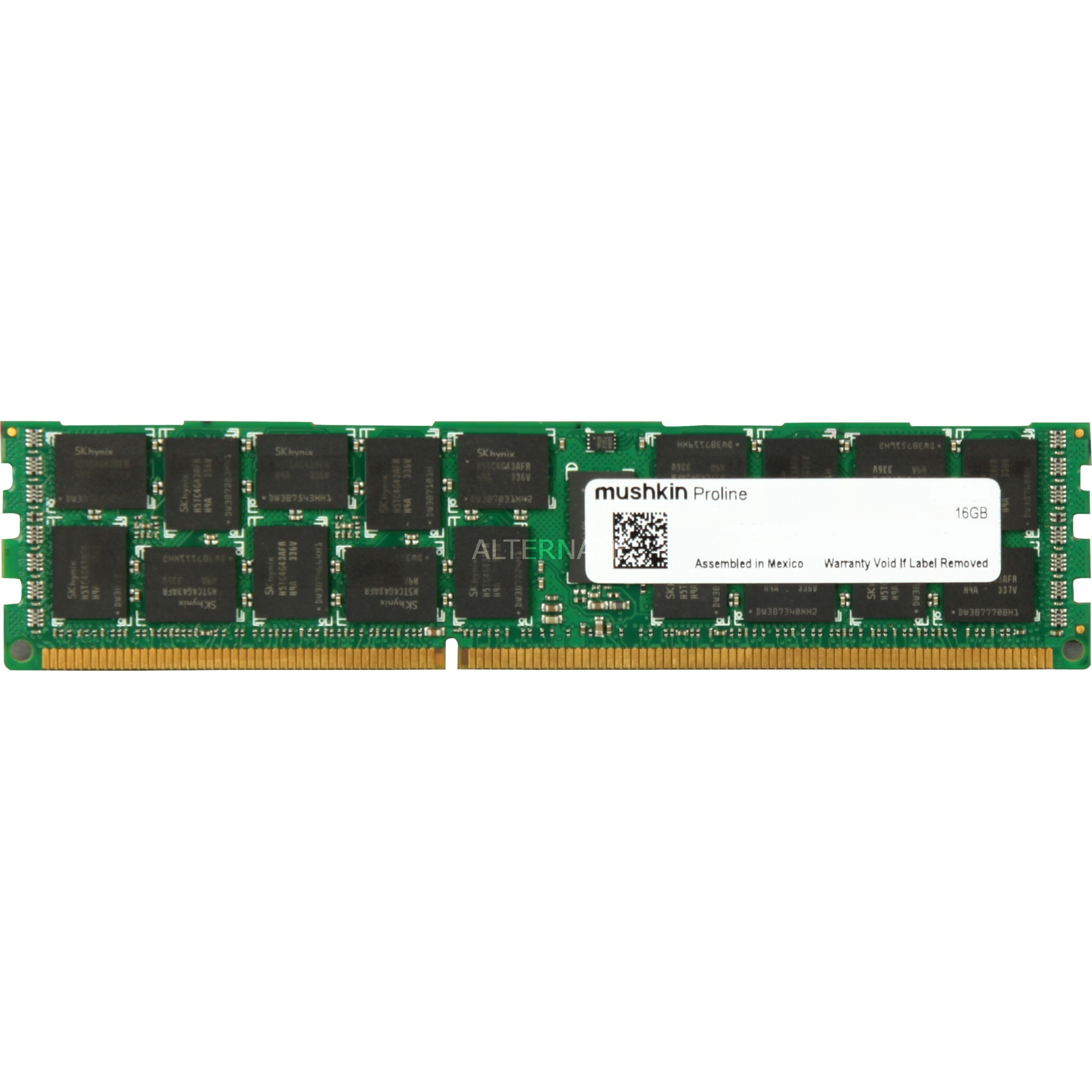 991980, Memoria RAM