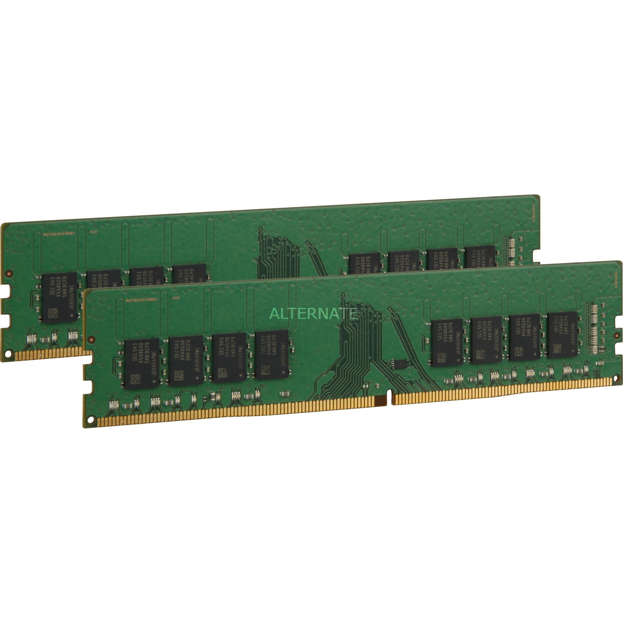 DIMM 32 GB DDR4-2133 Kit, Memoria RAM