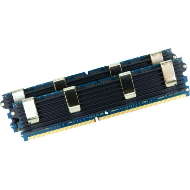 16GB DDR2 800MHz 16GB DDR2 800MHz ECC módulo de memoria, Memoria RAM