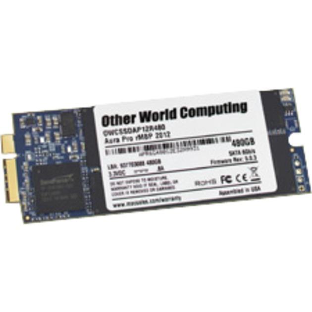 480GB Aura Pro 6G 480GB Serial ATA III, Unidad de estado sólido