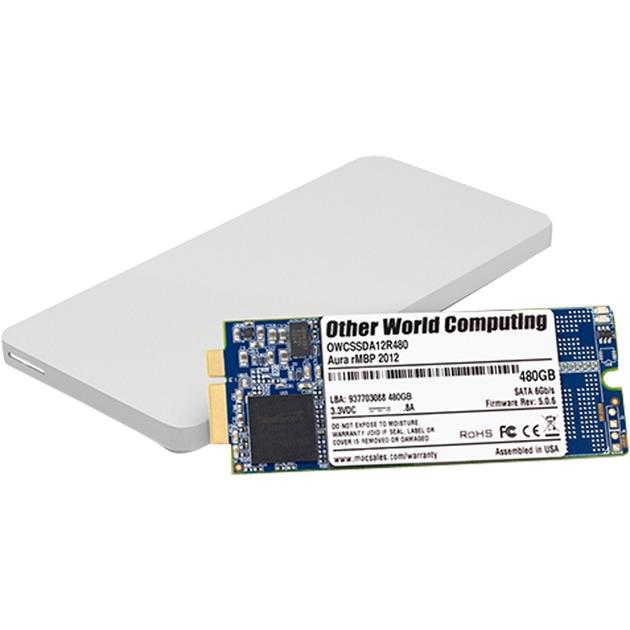 Aura 6G 480GB Serial ATA III, Unidad de estado sólido