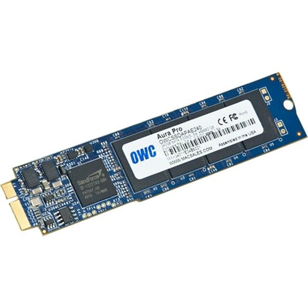 Aura 6G 480GB, Unidad de estado sólido