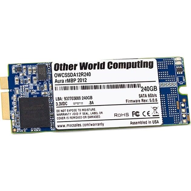Aura 6G 960GB, Unidad de estado sólido