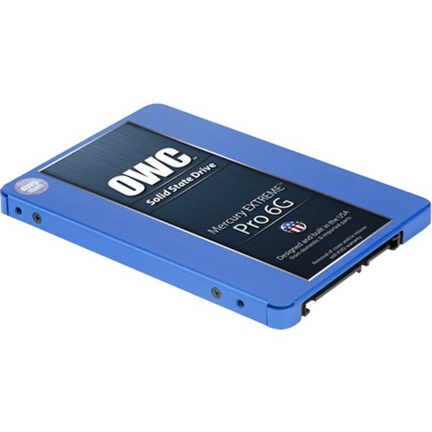 """Mercury Extreme Pro 2.5"""" 480 GB Serial ATA III MLC, Unidad de estado sólido"""