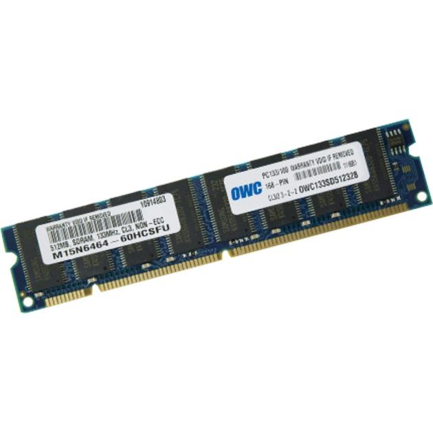 OWC133SD512328 0.5GB DDR módulo de memoria, Memoria RAM