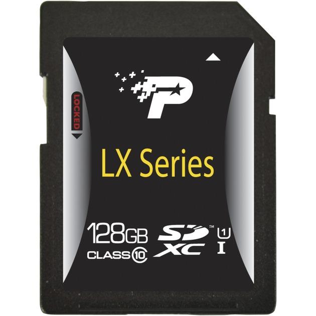 128GB SDXC 128GB SDXC Clase 10 memoria flash, Tarjeta de memoria