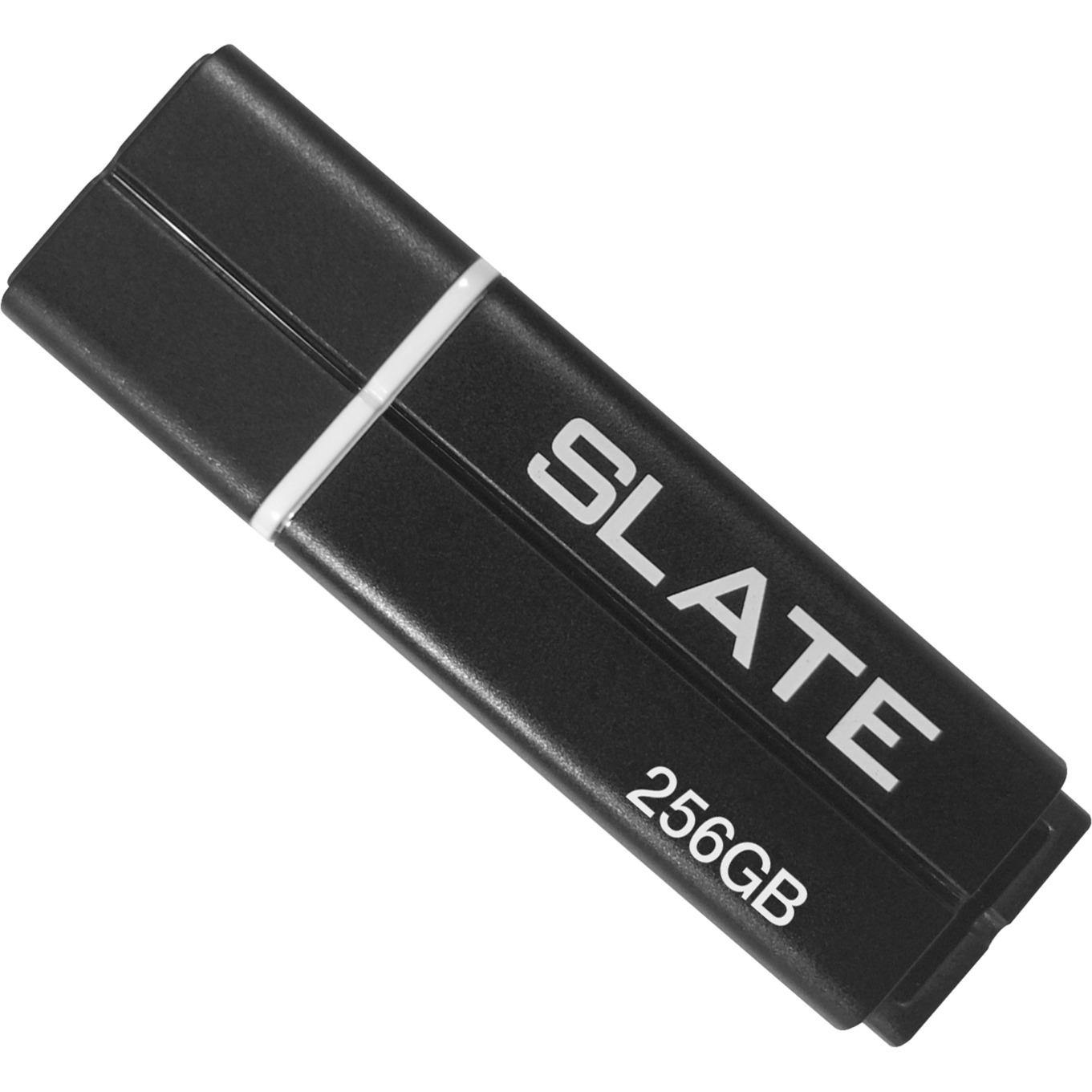 256GB unidad flash USB USB tipo A 3.0 (3.1 Gen 1) Negro, Lápiz USB