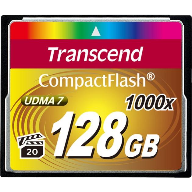 1000x CompactFlash 128GB memoria flash, Tarjeta de memoria
