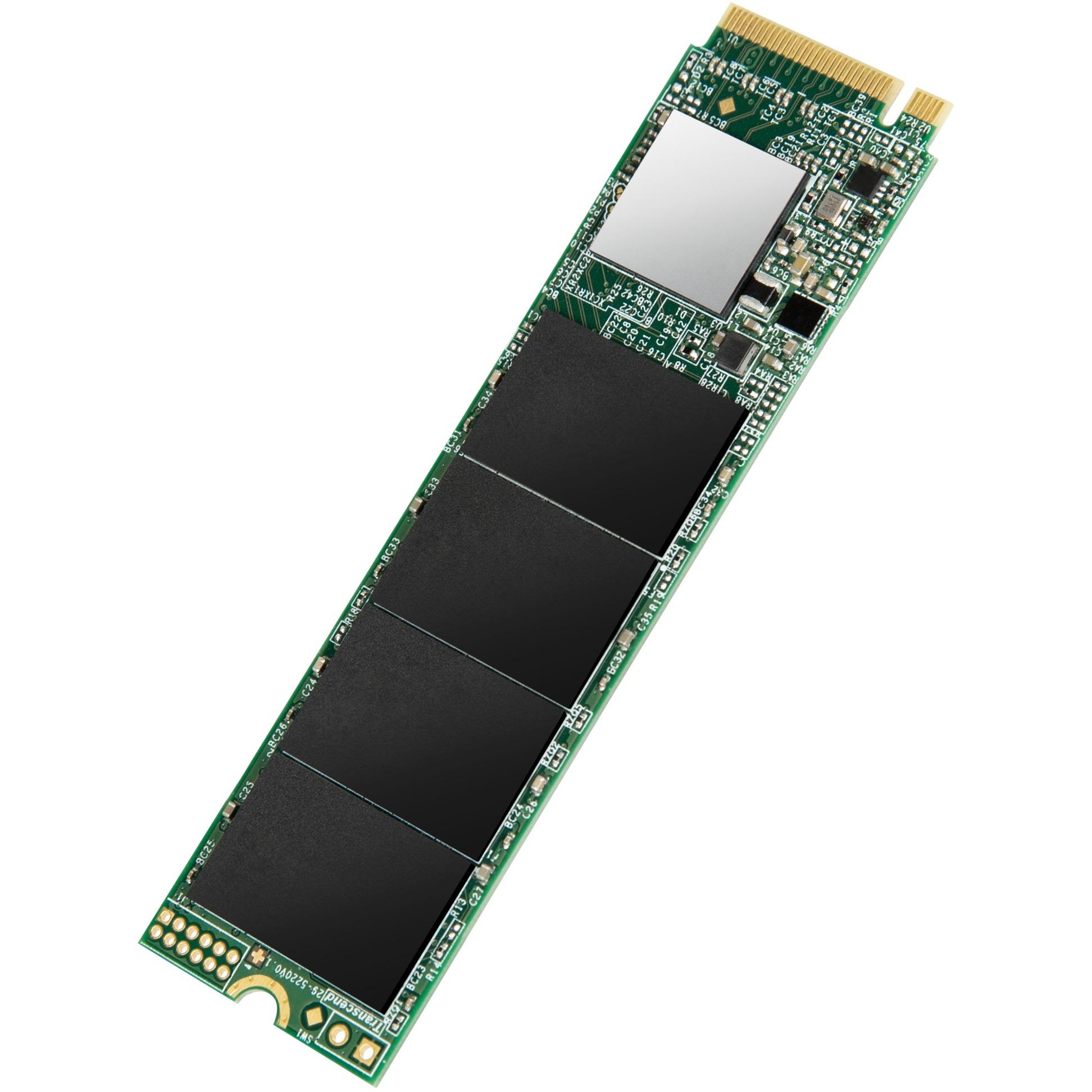 110S 512 GB PCI Express 3.0 M.2, Unidad de estado sólido