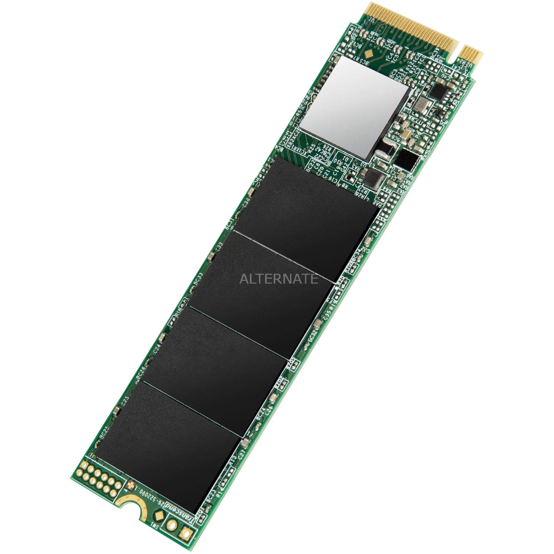 110S unidad de estado sólido M.2 512 GB PCI Express 3.0 3D TLC NVMe