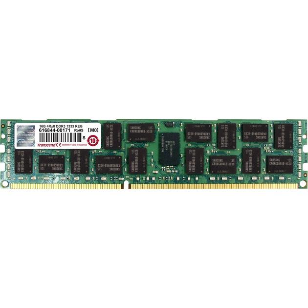 16GB DDR3 1333MHz módulo de memoria, Memoria RAM