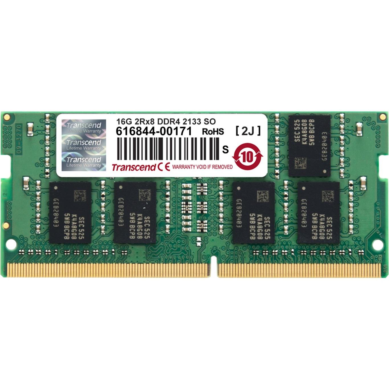 16GB DDR4 módulo de memoria 2133 MHz, Memoria RAM