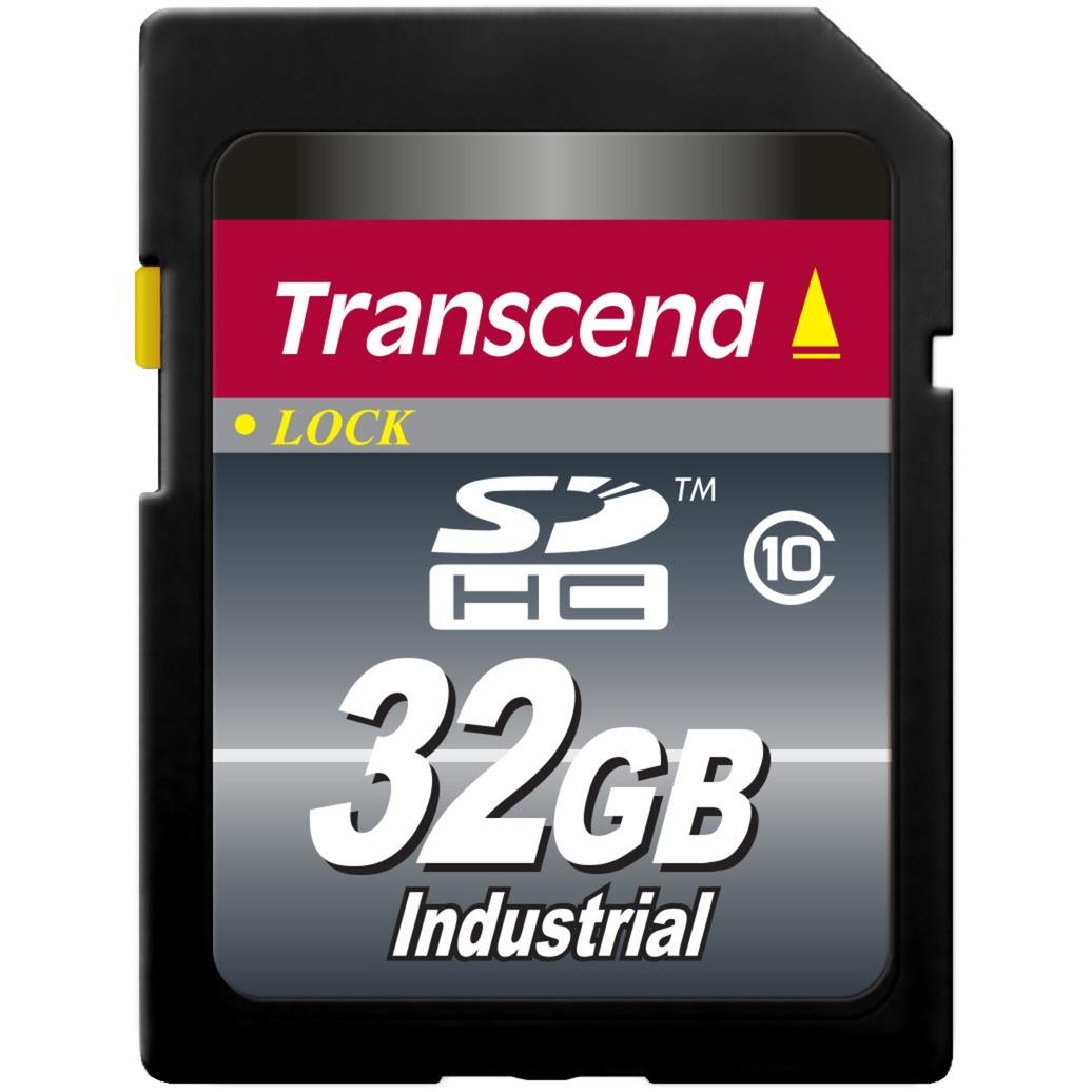 clase 10, 30 MB//s Transcend TS32GSDHC10 Tarjeta de memoria  de 32 GB