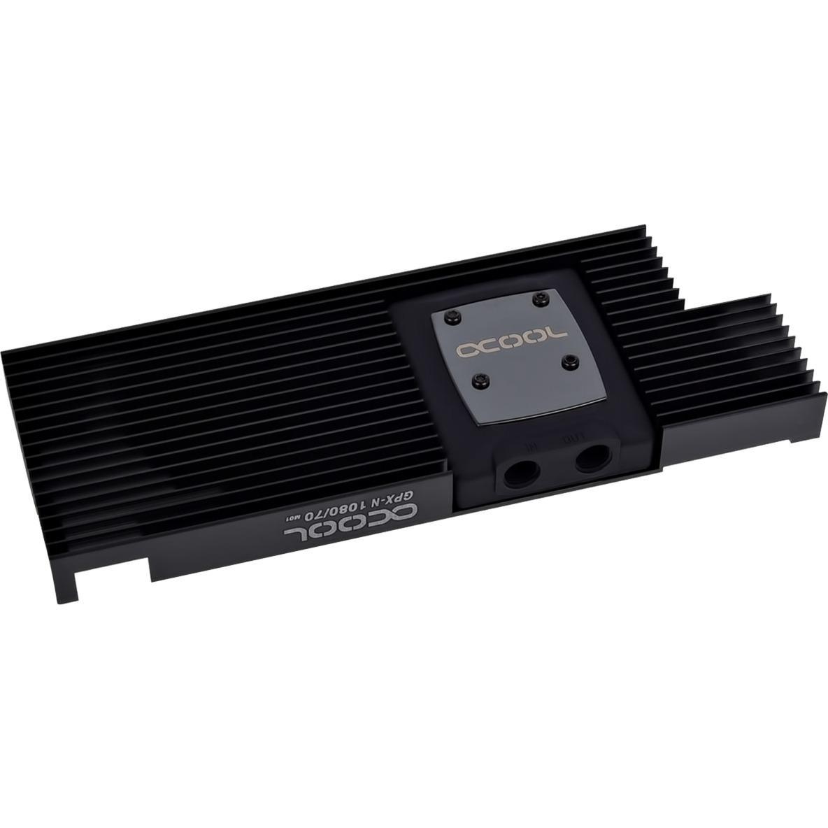 11321 Tarjeta de video Radiador ventilador de PC, Refrigeración por agua