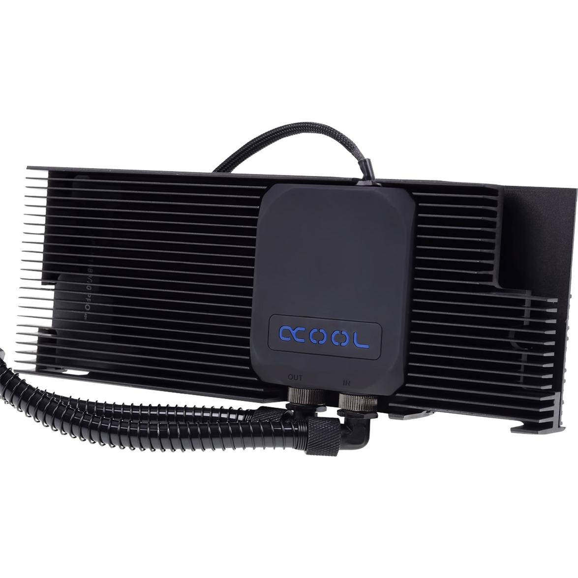 11359 refrigeración agua y freón Tarjeta de video, Refrigeración por agua