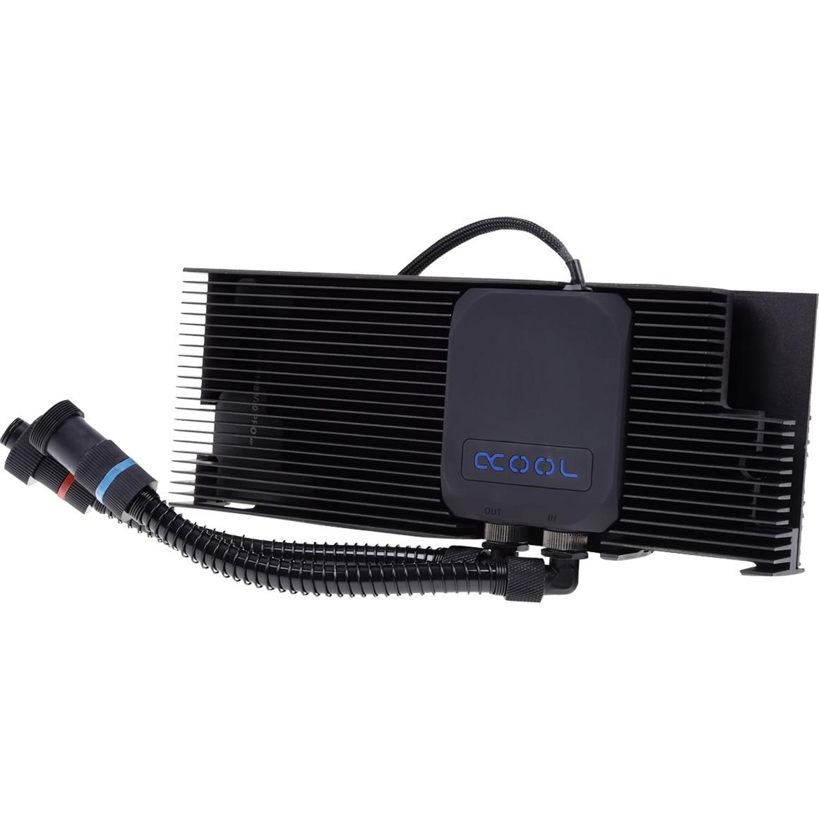 Eiswolf GPX Pro - Nvidia Geforce GTX 1080 / 1070 M01 Negro, Refrigeración por agua