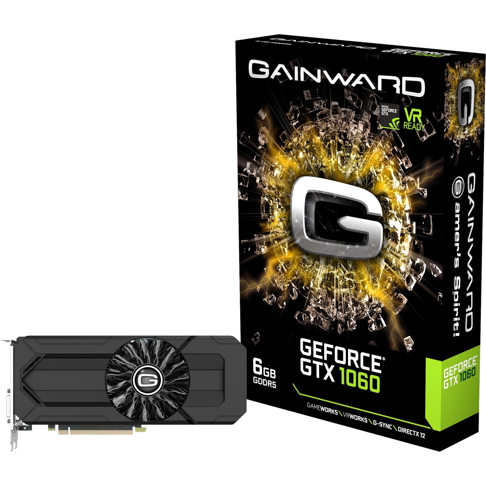 426018336-3804 GeForce GTX 1060 6GB GDDR5 tarjeta gráfica