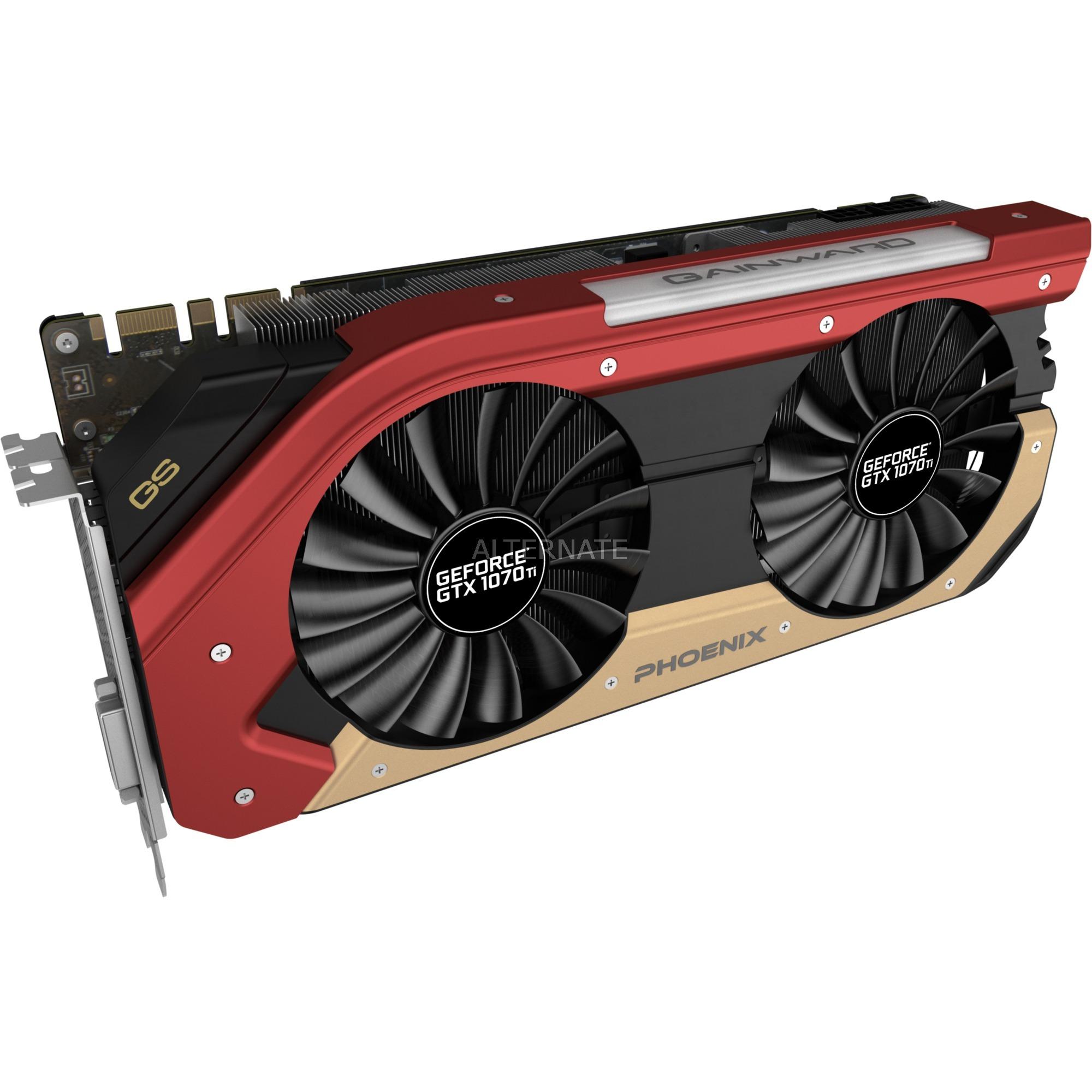 426018336-4016 GeForce GTX 1070 Ti 8GB GDDR5 tarjeta gráfica