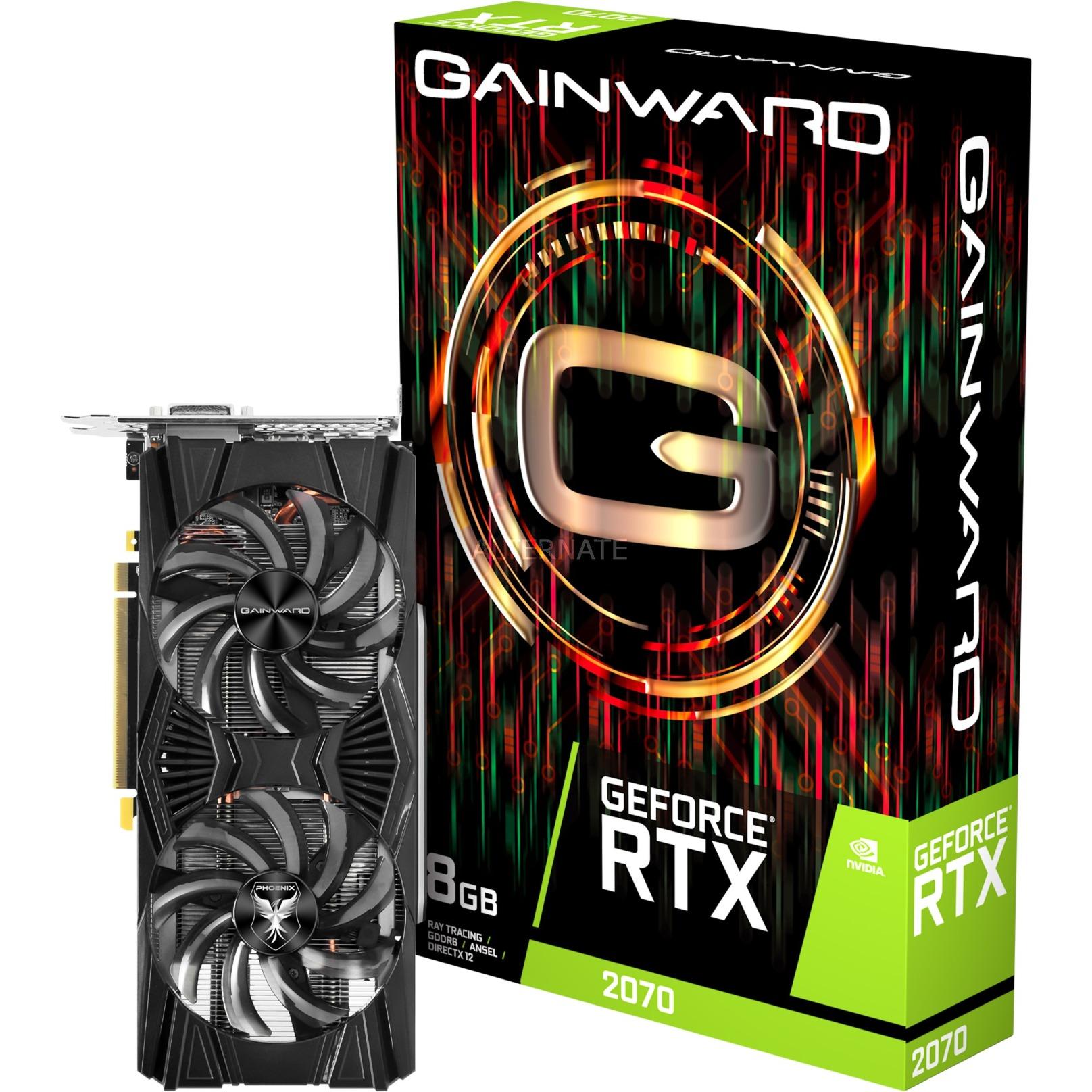426018336-4269 tarjeta gráfica GeForce RTX 2070 8 GB GDDR6