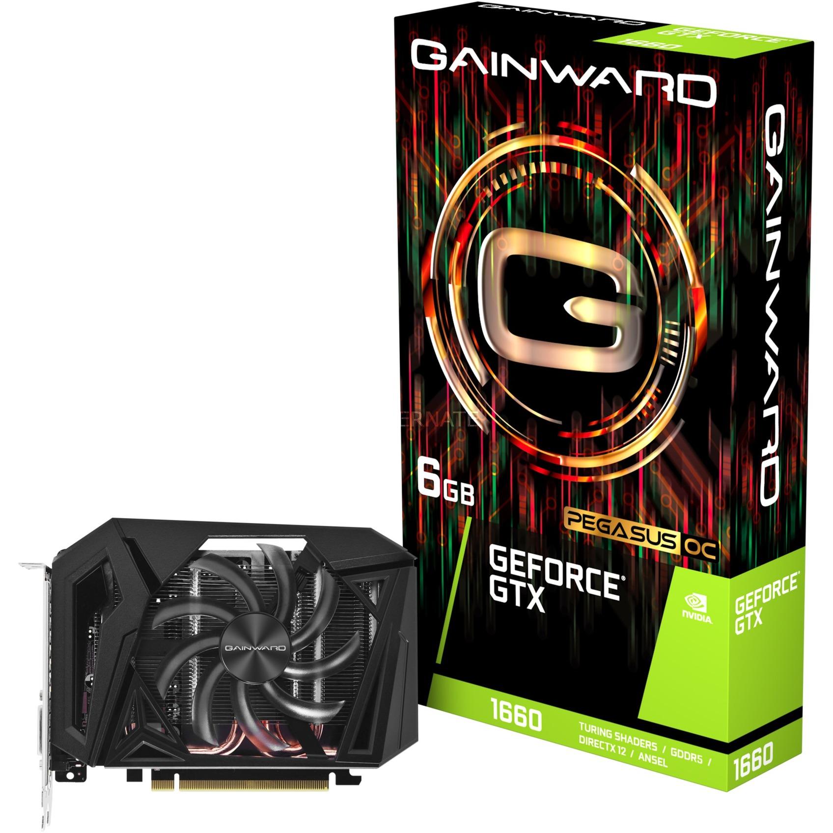 426018336-4382 GeForce GTX 1660 6 GB GDDR5, Tarjeta gráfica