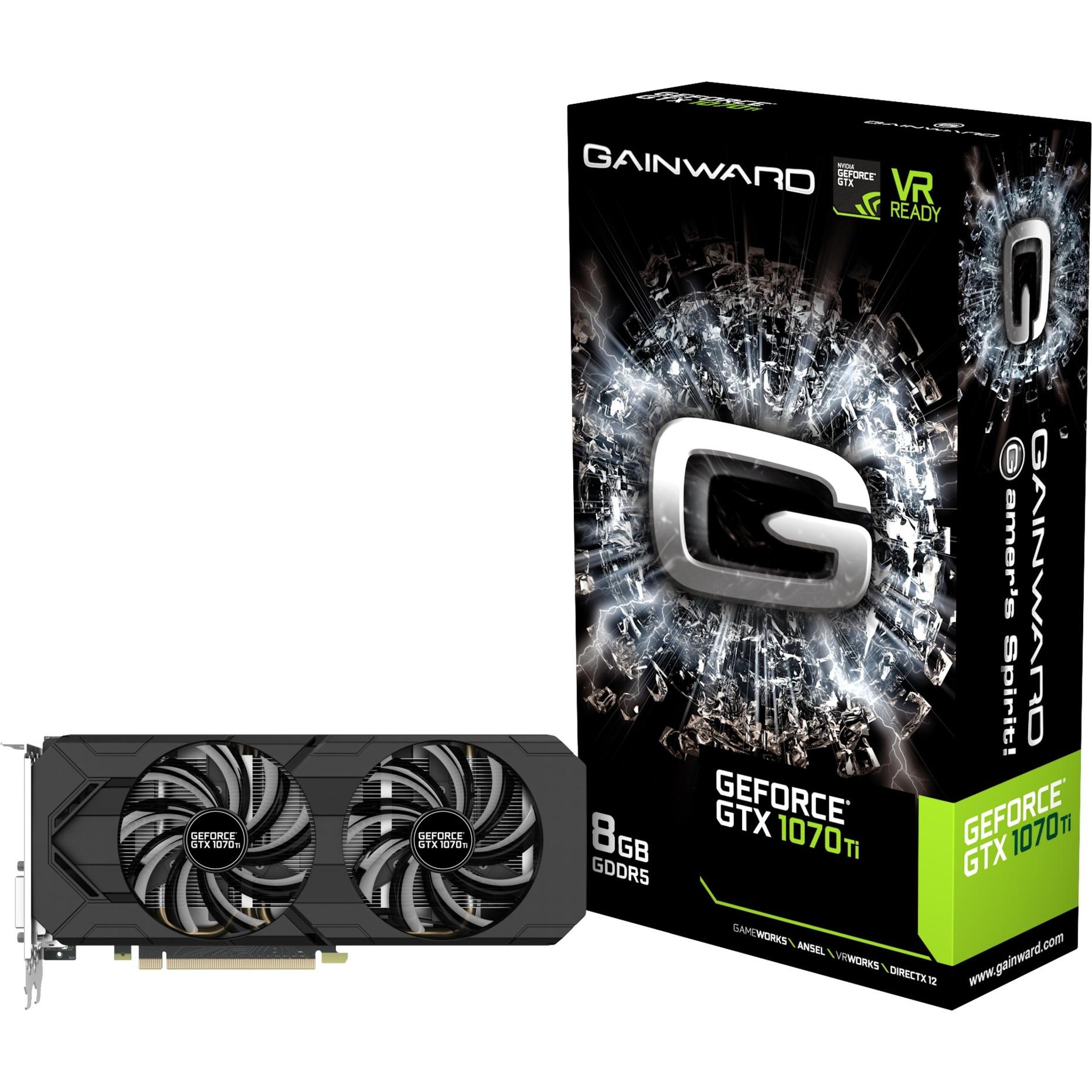 GTX 1070 Ti GeForce GTX 1070 Ti 8 GB GDDR5, Tarjeta gráfica