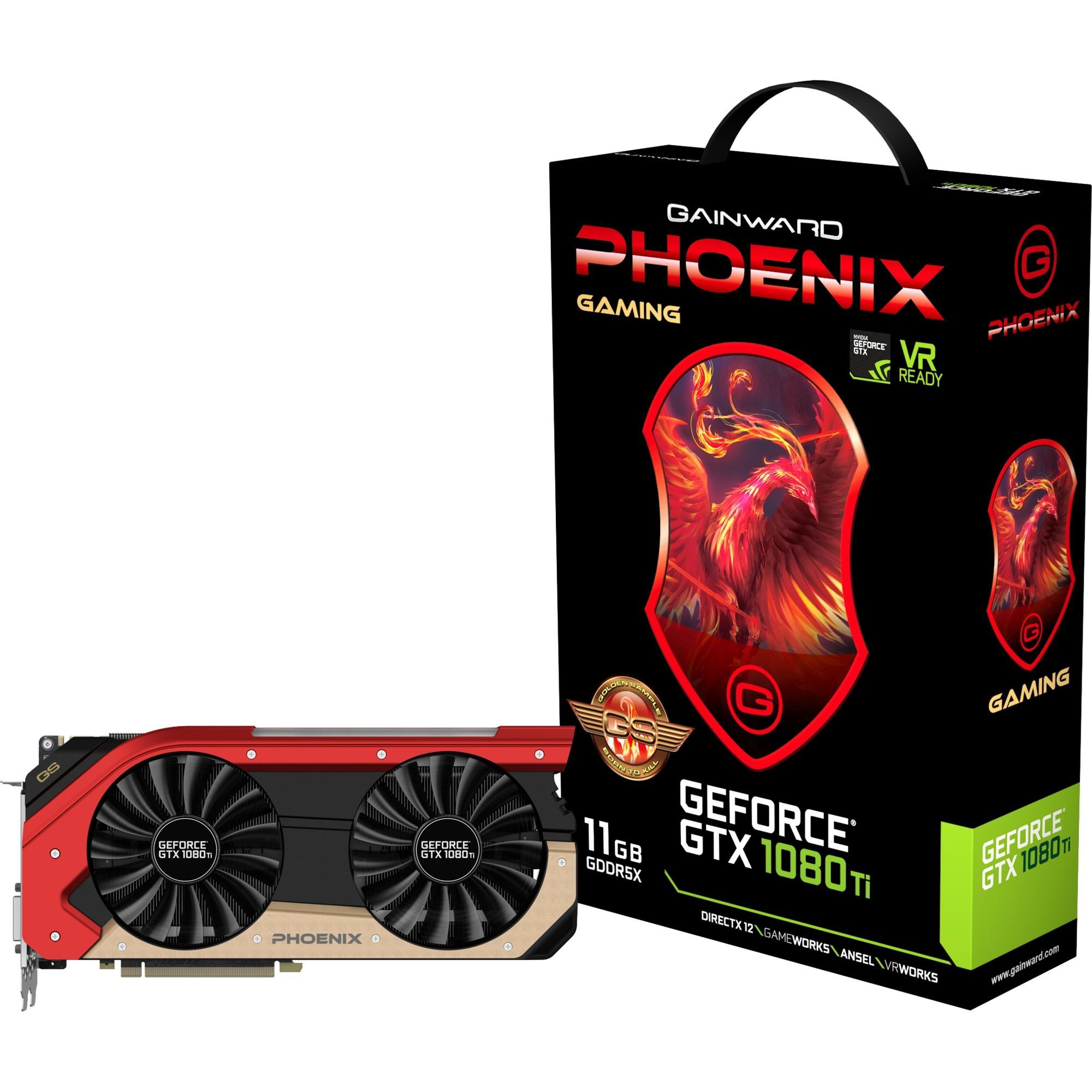 426018336-3934 GeForce GTX 1080 Ti 11GB GDDR5X tarjeta gráfica