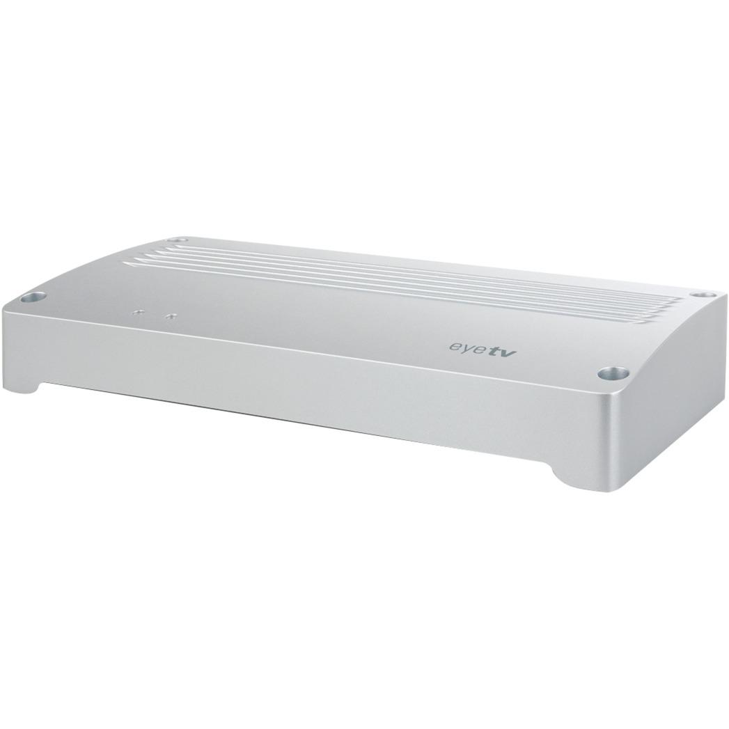 EyeTV Netstream 4C DVB-C USB, Receptor terrestre/ vía cable/satélite