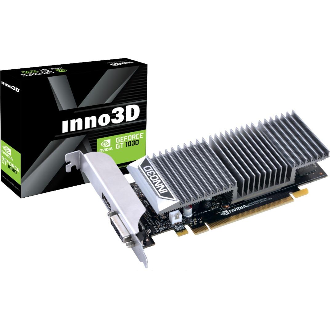 N1030-1SDV-E5BL tarjeta gráfica GeForce GT 1030 2 GB GDDR5