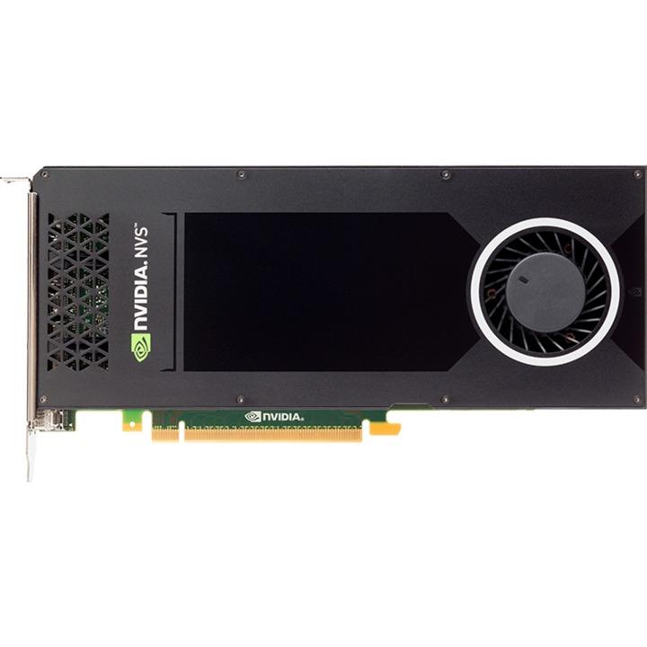 NVS 810, DP 4 GB GDDR3, Tarjeta gráfica