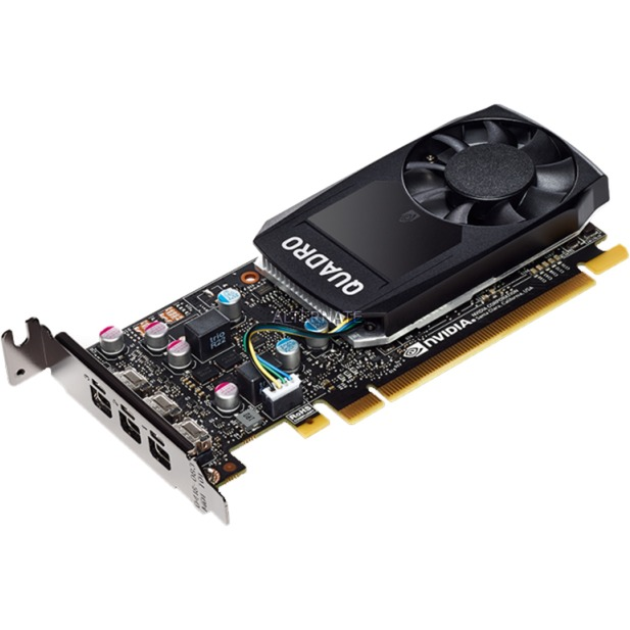 Nvidia Quadro P400 2GB GDDR5, Tarjeta gráfica