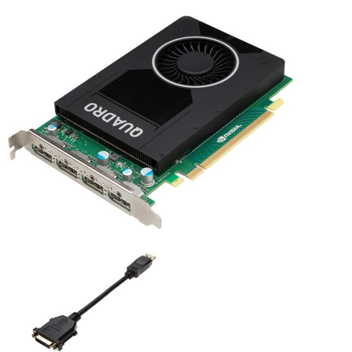 Quadro M2000 4 GB GDDR5, Tarjeta gráfica