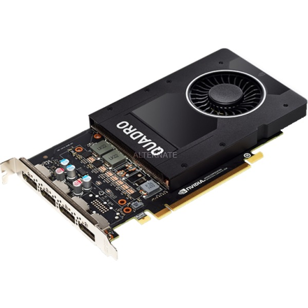Quadro P2000 Quadro P2000 5GB GDDR5, Tarjeta gráfica