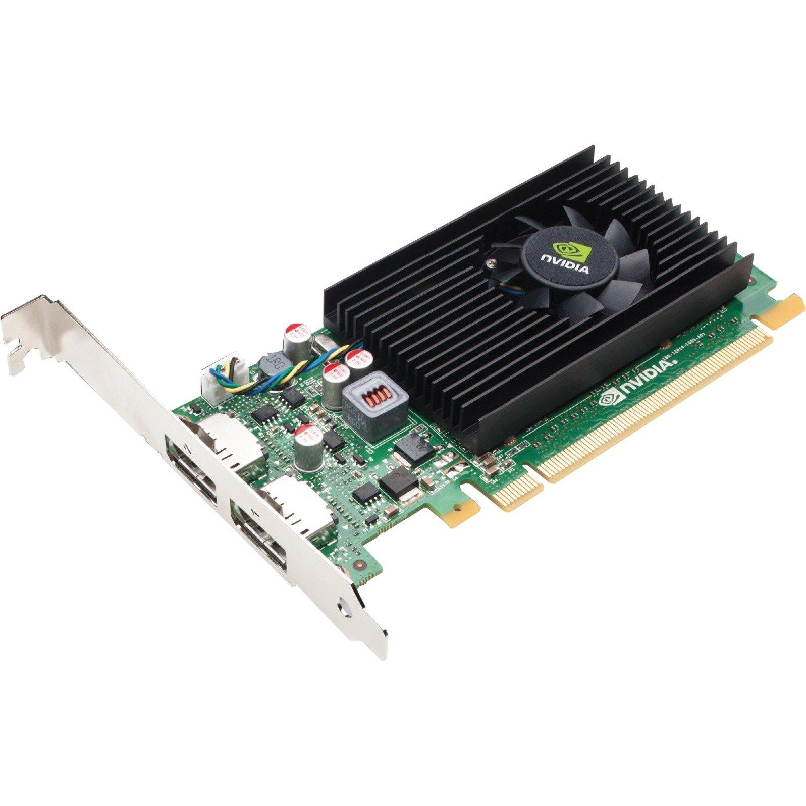 VCNVS310DP-1GB-PB tarjeta gráfica NVS 310 GDDR3