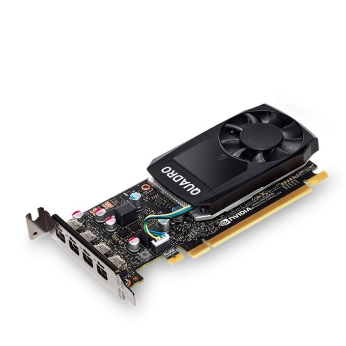 VCQP600-PB Quadro P600 2GB GDDR5 tarjeta gráfica