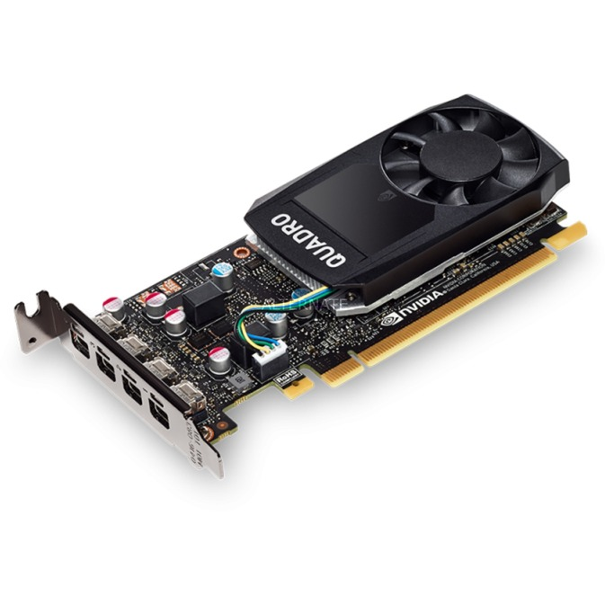 VCQP620DVI-PB tarjeta gráfica Quadro P620 2 GB GDDR5