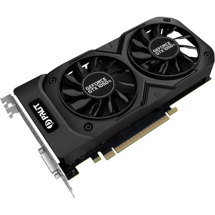 GTX 1050 GeForce GTX 1050 Ti 4GB GDDR5, Tarjeta gráfica